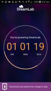 DreamLab time